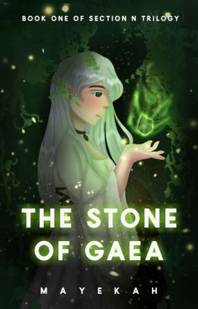 The Stone Of Gaea (PUBLISHED UNDER DREAME MEDIA) by meeka_chan