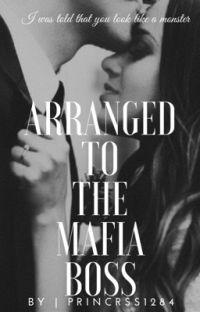 Arranged To The Mafia Boss  cover