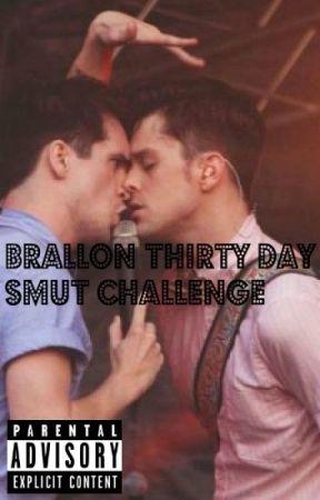 Brallon Thirty Day Smut Challenge by vampireangel389