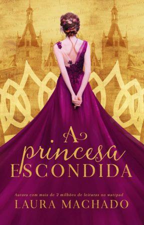 A Princesa Escondida (amostra) by LauraaMachado