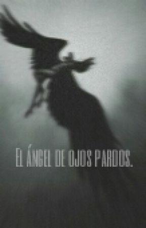 El ángel de ojos pardos. by RixonCipriano
