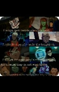 Cracks: A Young Justice Fanfic cover