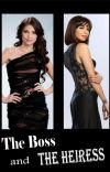 The Boss and The Heiress (RaStro) (Lesbian Romance) cover