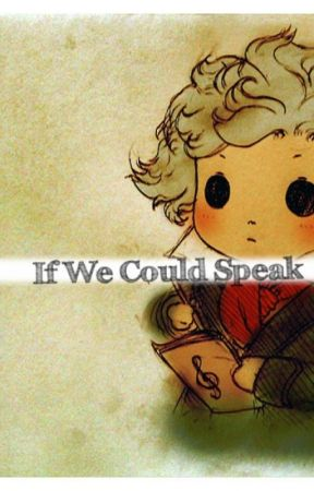 If We Could Speak by LucasKingPiano