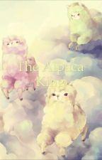 The Alpaca King by LolAlpacasareCute