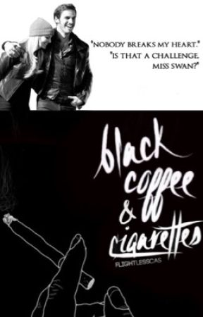 black coffee & cigarettes [captainswan] by flightlesscas