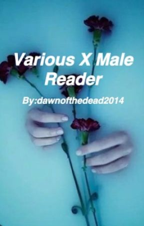 Various X Male Reader  by danofthedead2014