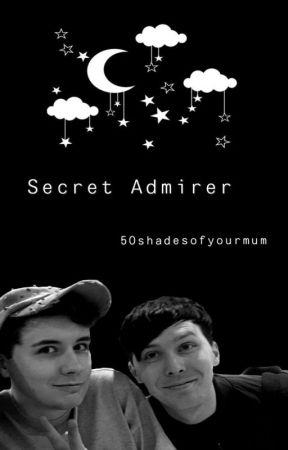 Secret Admirer // Phan AU by 50shadesofyourmum