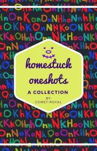 Homestuck Oneshots cover
