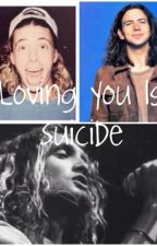 Loving You Is Suicide by eddiecornell