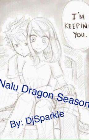 Nalu Dragon Season by DjSparkle