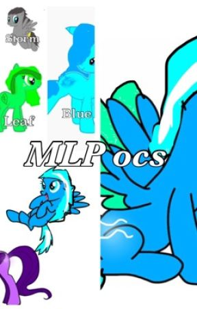 MLP ocs by _xXAquaifinitayXx_