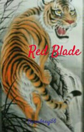 Red Blade by aubreyj56