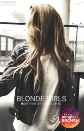 Blonde Girls by Ghost_Bird