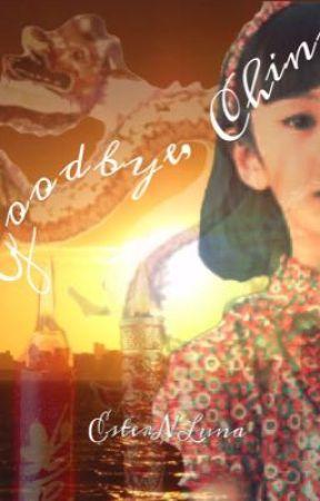 Goodbye, China by strlna