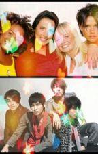 Spice Girls x F4:  Yan huo de ji jie (season of fireworks)     by melclovesscarlet