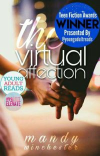 The Virtual Affection | #Wattys2018 cover