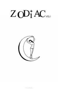 ZODIAC •vol 1 cover