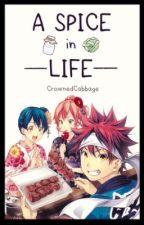 A Spice in Life (Shokugeki no Soma x Fem!Reader) by CrownedCabbage