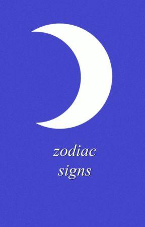 ♚ Zodiac Signs 2 ♚ by -Endgamer-