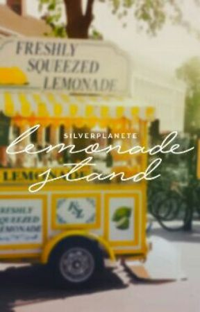 Lemonade Stand  by SilverPlanete