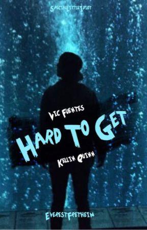 Hard to Get (Kellic) by EverestFretheim