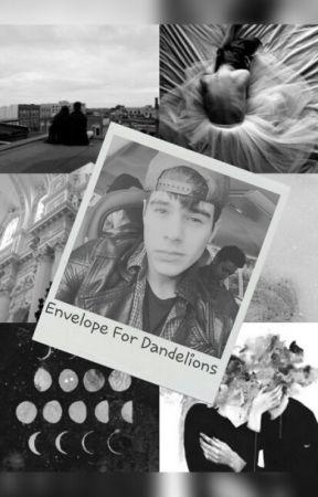 Envelope For Dandelions by lets-be-psychos