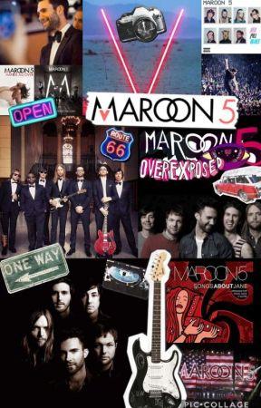 Maroon 5 Songs Moves Like Jagger Wattpad