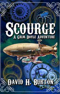 Scourge: A Grim Doyle Adventure cover