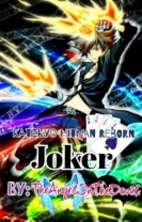 Joker (Katekyo Hitman Reborn) by TheAngelInTheDevil