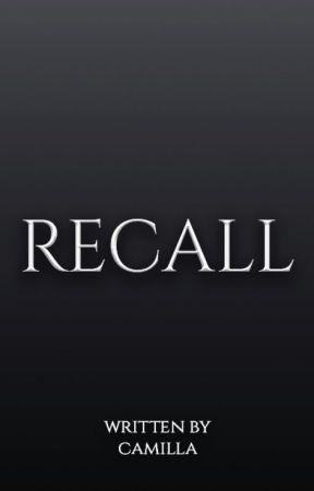 Recall. [Sterek] by samwincstr