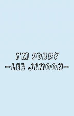 i'm sorry; lee jihoon by thrustinmehoshi