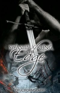 Swashbuckling on the Edge cover