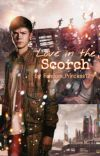 Love in the Scorch (Newt x Reader) cover