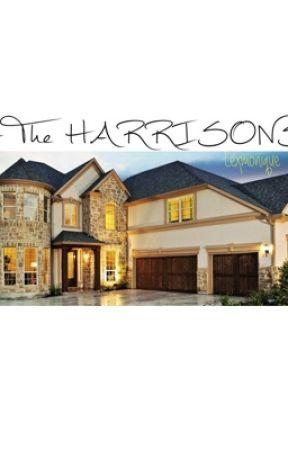 Meet The Harrisons by lexmonique