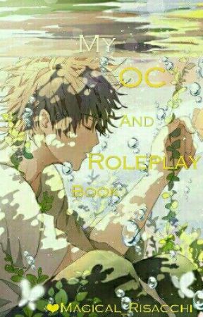 OC + Roleplay Book~ by Magical_Risacchi