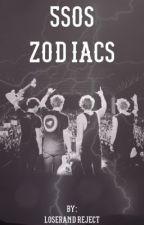 5SOS Zodiacs by LoserAndReject