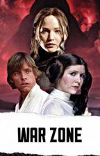 War Zone | Luke Skywalker by cslaywalker