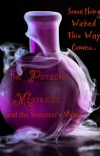 The Potions Mistress and the Sorcerer's Stone by AlliMyCat