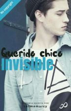 Querido chico invisible... by letmemarcy