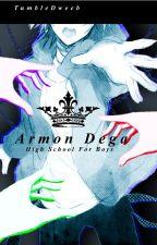 Armon Dega High School For Boys by ShadowCutie