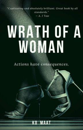 Wrath Of A Woman by komaat