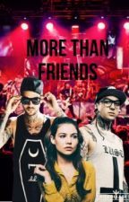 → More Than Friends  ← Mike Fuentes & Tony Perry by Mikefuentesgirl