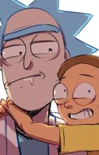 Rick Sanchez X Reader by Black_Dragon0145