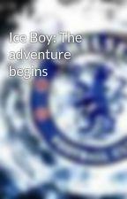 Ice Boy: The adventure begins by BRADBOY007