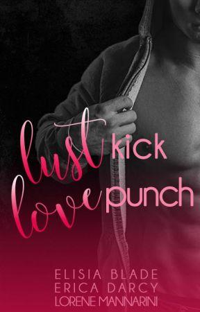 Lust Kick, Love Punch [EN PAUSE] by Elirenica