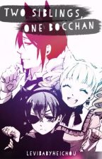 The Siblings and The Young Master (Sebastian x Ciel | SebaCiel) by phantomatsuoka