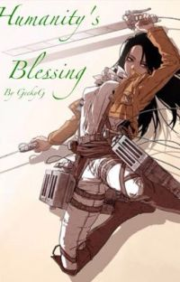 Humanity's Blessing (Levi's Sister) cover