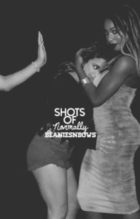 Shots of Normally (Normani + Ally) by kcxbello