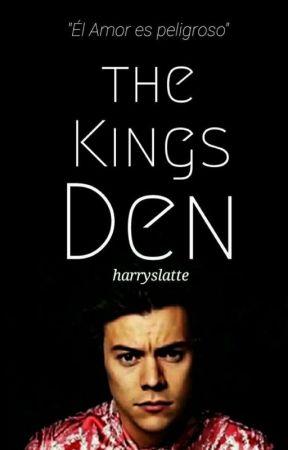 The King's Den ||h.s|| by HarrysLatte_